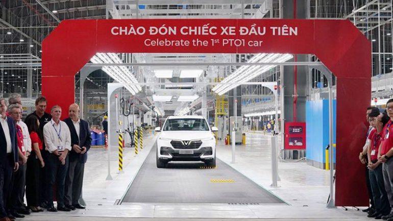 [www.oto-hui.com]vinfast ra mắt xe đầu tiên